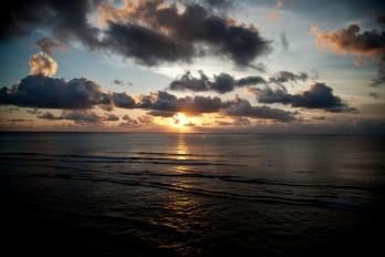 Surfer's Sunset