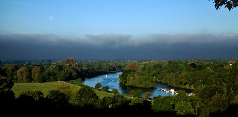 View of Richmond River
