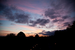 Richmond Sunrise 2013