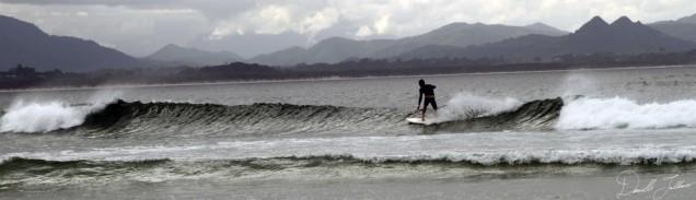 Surfing Mount WarningSIG