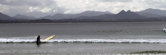 Surfing MtWarning
